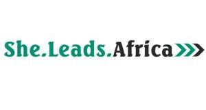 she leads africa logo